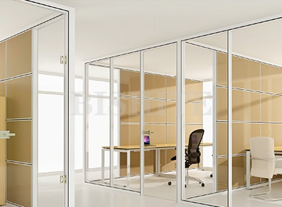 Double clear glass